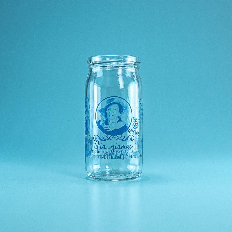 Original Gia...Giamas Schraubglas 370ml