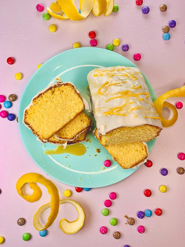 Gia...giamas Lemon Cake - Zitronenkuchen