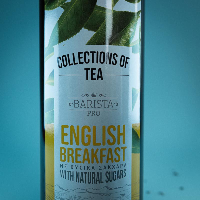 English Breakfast meets Gia...giamas - Ice Tea